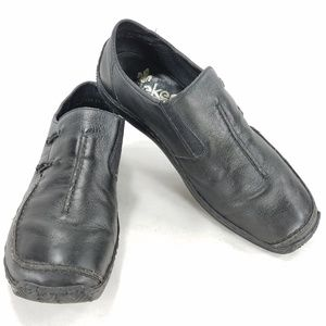 Rieker Antistress Womens Loafer Casual Shoes Sz 10